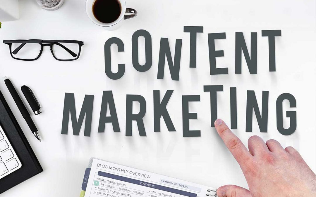 Content marketing trends voor 2020